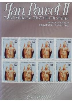 Jan Paweł II na znakach pocztowych świata Tom 1