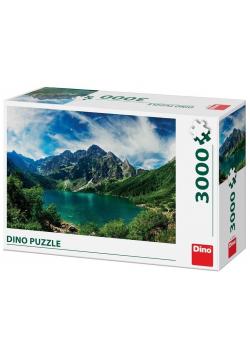 Puzzle 3000 Polska, Tatry, Morskie Oko