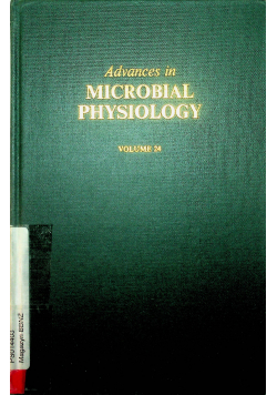 Avances in microbial Physiology  vol 24