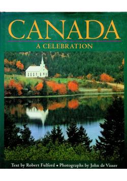 Canada a celebration