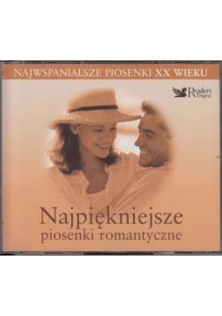 Najpiękniejsze piosenki romantyczne CD