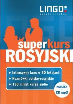 Rosyjski Superkurs plus CD