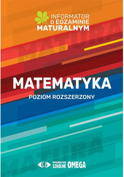 Informator o egz. maturalnym z matematyki ZR