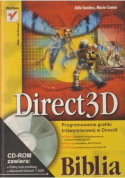 Direct 3D plus CD