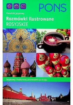 Pons Rozmówki ilustrowane rosyjskie