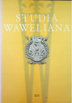 Studia Waweliana XIV