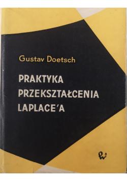 Praktyka przekształcenia Laplace a