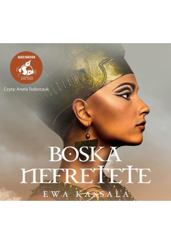 Boska Nefretete - Audiobook
