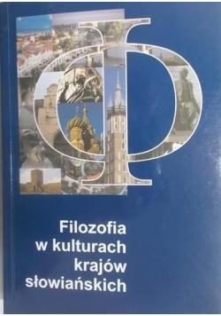 Filozofia w kulturach krajów słowiańskich