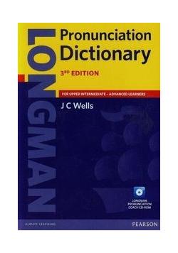 Longman Pronunciation Dictionary for upper intermediate advanced learners
