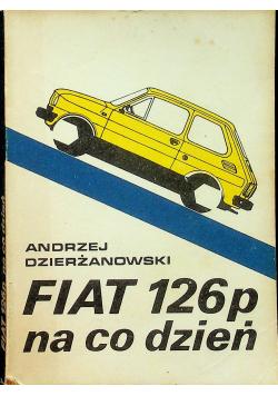 Fiat 126p na co dzień