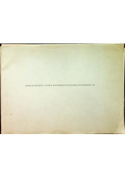 Dreihundert Jahre Osterreichisches Buhnenbild