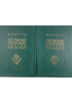 Słownik ilustrowany języka polskiego 2 Tomy