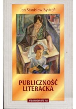 Publiczność literacka