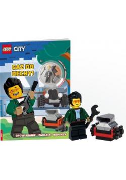 LEGO(R) City. Gaz do dechy!