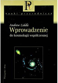 Wprowadzenie do kosmologii współczesnej