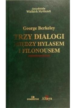 Trzy dialogi między Hylasem i Filonousem