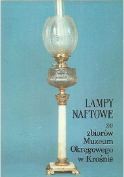 Lampy Naftowe ze zbiorów Muzeum Okręgowego w Krośnie