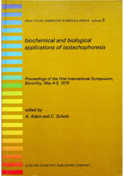 Biochemical and biological applications of isotachophoresis