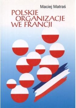 Polskie organizacje we Francji