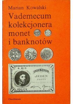 Vademecum kolekcjonera monet i banknotów