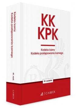KK. KPK. Kodeks karny. Kodeks postępowania karnego