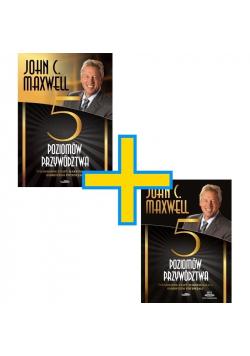 Pakiet Pięć poziomów przywództwa + audiobook