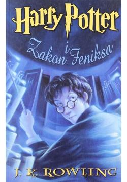 Harry Potter i Zakon Feniksa