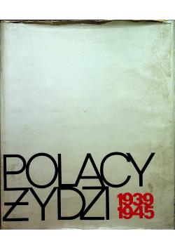 Polacy Żydzi 1939 1945