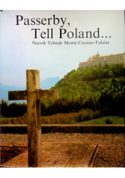 Passerby Tell poland