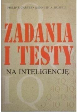 Zadania i testy na inteligencję