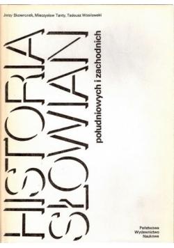 Historia Słowian południowych i zachodnich