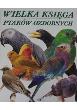 Wielka księga ptaków ozdobnych