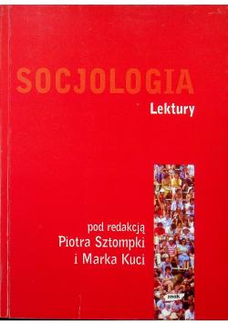 Socjologia  Lektury