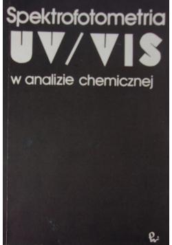 Spektrofotometria UV / VIS w analizie chemicznej