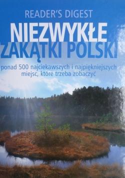 Niezwykłe zakątki Polski NOWA
