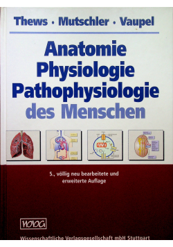 Anatomie Physiologie Pathophysiologie des Menschen