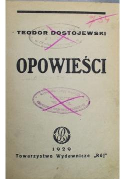 Opowieści 1929 r.