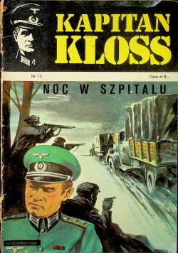 Kapitan Kloss Nr 12 Noc w szpitalu