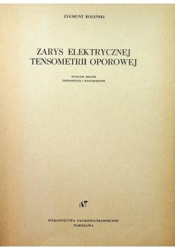 Zarys elektrycznej tensometrii oporowej