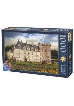 Puzzle 1000 Francja Zamek Villandry
