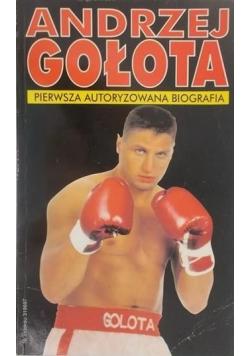 Andrzej Gołota Pierwsza autoryzowana biografia