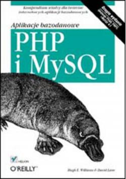 Aplikacje bazodanowe PHP i MySQL