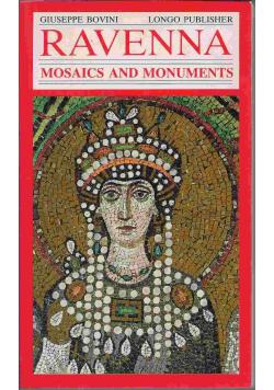 Ravenna mosaics and monuments