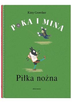 Poka i Mina. Piłka nożna