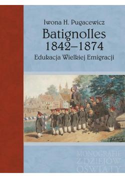 Batignolles 1842-1874. Edukacja Wielkiej Emigracji