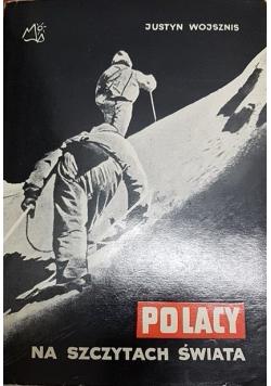 Polacy na szczytach świata