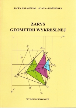 Zarys Geometrii Wykreślnej