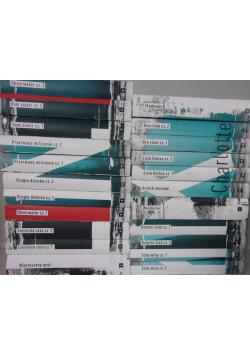 Bestsellery Kryminalne tomy od 1 do 22