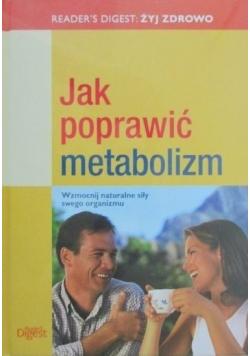 Jak poprawić metabolizm Nowa